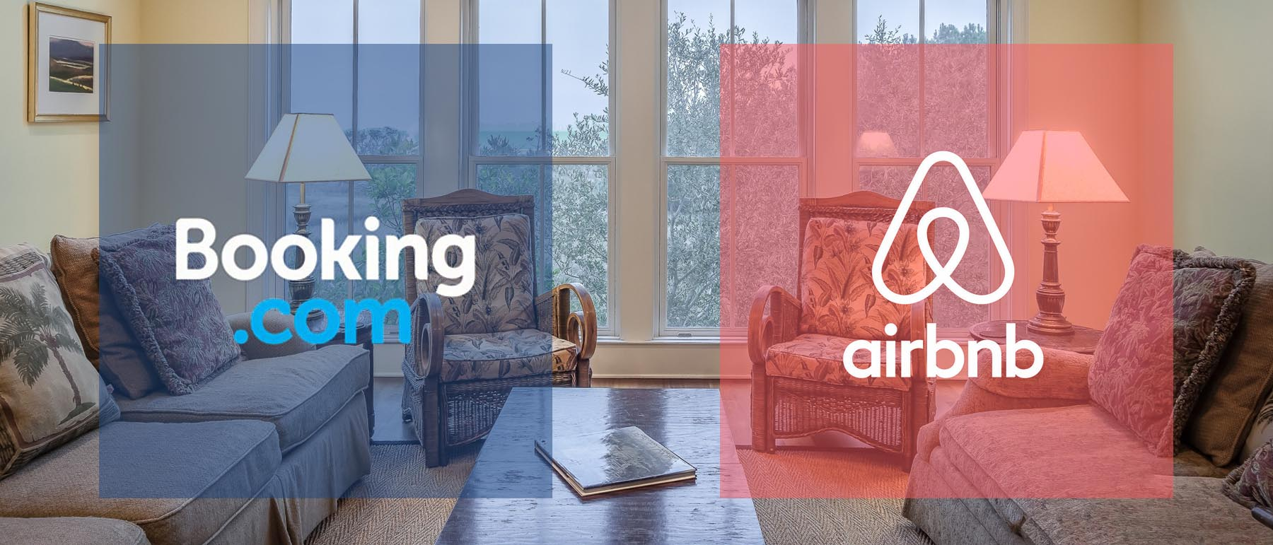 Booking vs Airbnb